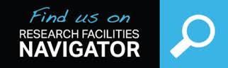 Research Facilities Navigator